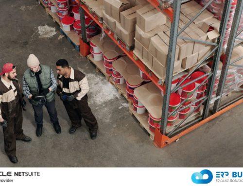 NetSuite ERP for Wholesale Distributors