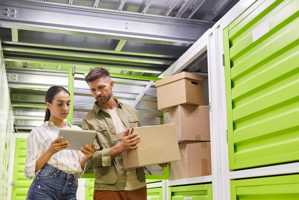 Self-Storage industry ERP